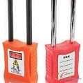 Engineering plastic insulation safety padlock(long beam) 202L